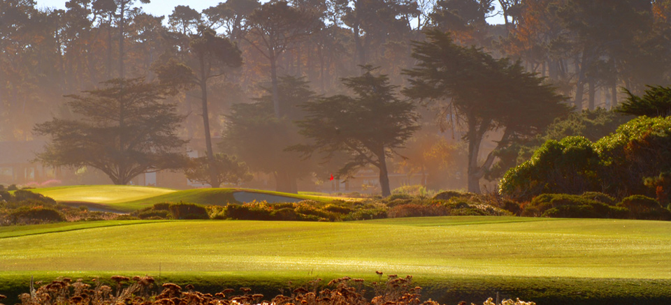 monterey bay pebble beach golf course